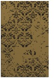 rug #1116814 |  brown graphic rug