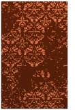 rug #1117002 |  orange traditional rug