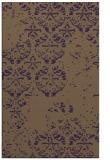 rug #1117030    mid-brown faded rug