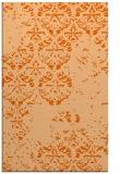 rug #1117058    red-orange faded rug
