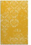rug #1117102 |  yellow faded rug