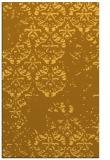 rug #1117114 |  light-orange damask rug