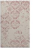 rug #1117142 |  pink traditional rug