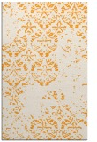rug #1117150 |  light-orange graphic rug