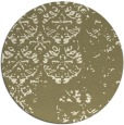 rug #1117181 | round faded rug