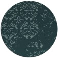 rug #1117232 | round faded rug