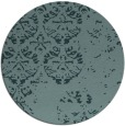 rug #1117233 | round faded rug