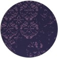rug #1117255 | round faded rug
