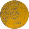 rug #1117325 | round traditional rug