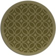 rug #111733 | round light-green circles rug