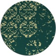 rug #1117486 | round yellow graphic rug