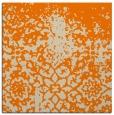 rug #1117890   square orange faded rug