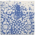 rug #1117938 | square blue faded rug