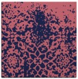 rug #1117986 | square pink graphic rug