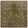 rug #1118006 | square mid-brown faded rug