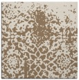 rug #1118046 | square beige graphic rug