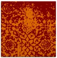 rug #1118094 | square red-orange traditional rug