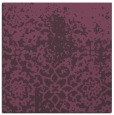 rug #1118126 | square purple faded rug