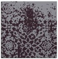 rug #1118138 | square purple faded rug