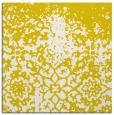 rug #1118182 | square white graphic rug