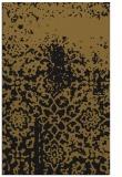 rug #1118646 |  black traditional rug
