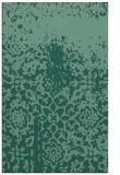 rug #1118682 |  blue-green faded rug