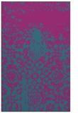 rug #1118710 |  blue-green faded rug