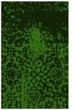 rug #1118910 |  green traditional rug