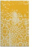 rug #1118942 |  yellow faded rug