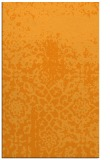 rug #1118986 |  light-orange graphic rug