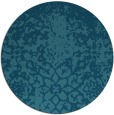 rug #1119067 | round traditional rug