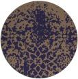 rug #1119102 | round beige popular rug