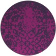 rug #1119176 | round traditional rug