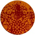 rug #1119199 | round faded rug