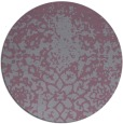 rug #1119245 | round faded rug