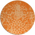 rug #1119269 | round faded rug