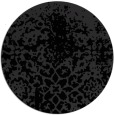 rug #1119285 | round faded rug