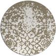 rug #1119306 | round beige natural rug