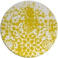 rug #1119318 | round white faded rug