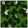 rug #1121766 | square light-green popular rug
