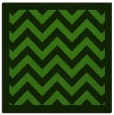 rug #1122186 | square light-green borders rug