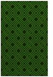 rug #1122454 |  light-green check rug