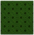 rug #1122466 | square light-green check rug