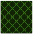 rug #1122526 | square light-green traditional rug
