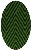 rug #1122693 | oval graphic rug