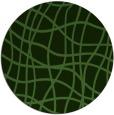 rug #1122946 | round check rug