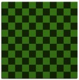 rug #1122971 | square light-green check rug