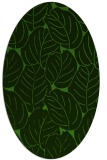 collected leaves rug - product 1123036