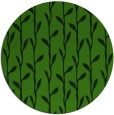 rug #1123103 | round light-green natural rug