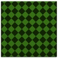 rug #1123151 | square light-green check rug